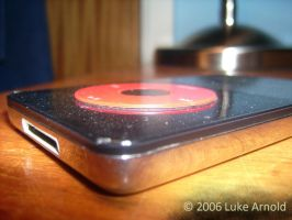 My iPod. by TerraFlare
