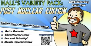 Hall's Variety Pack: Post Nuclear Edition by Chrisordie