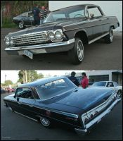 '62 Impala Lowrider by Mister-Lou