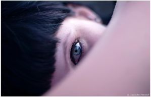 Bente's Eye by TanorY