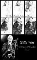 Billy Idol *Process* by MeryHeartless