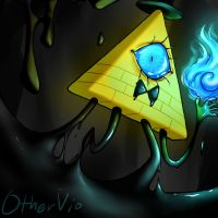 Bill Cipher by OtherVio