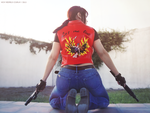 Claire Redfield cosplay RE DC by Vicky-Redfield