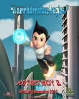 """Astro Boy"" the sequel by Ryan91Studio"