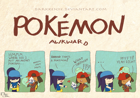Pokemon Awkward: That's A Pokemon!