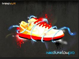 nikedunklowpro by chronicless
