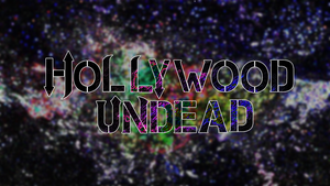 Hollywood Undead - My own Wallpaper by Chefykk