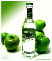 Smirnoff Green Apple by daveant