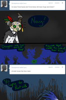 Ferals don't keep dragons by Ask-Creeps-and-Lanky