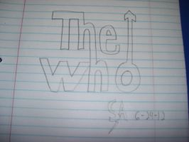 The Who Logo by SonicAmp