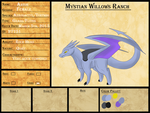 Mystian Willows: Arion by Yaramazara