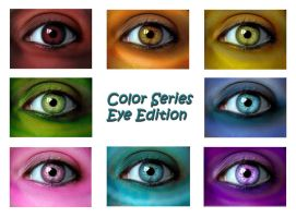 Color Series Eye Edition by FotoLover14