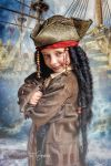 The little pirate boy by CindysArt