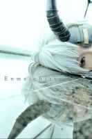 E from Enmei Chiryo_VOCALOID Other by AMPLE-COSPLAY