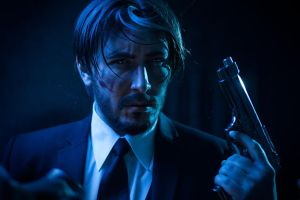 John Wick chapter 2 cosplay by TheIdeaFix