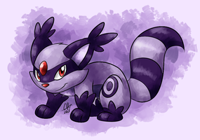 FAKEMON: Psycoon by BritishStarr