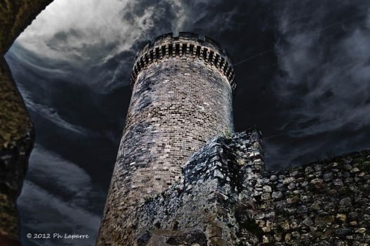 The old tower by DigitPhil