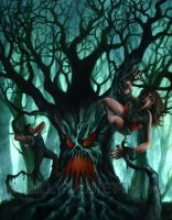 Darkwoods by billytackett