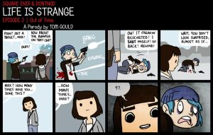 LIFE IS STRANGE | One More Round by TheGouldenWay