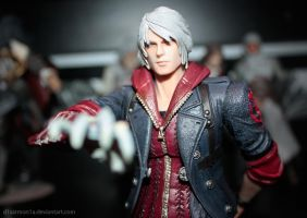 NERO - Devil May Cry 4 by d1sarmon1a