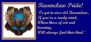 Ravenclaw Pride by Bronniii