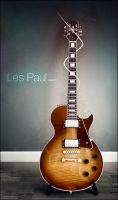 Les Paul by Cmain