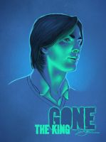 GONE - The King by Ingvild-S