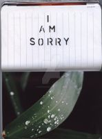 i am sorry by nightmaresontv