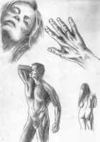 Body studies by kevinenhart