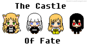Castle of Fate Characters by RookieAndSangoLove