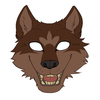 Werewolf Mask by Harseik