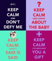 Labyrinth Jareth - Keep Calm And... 2 by PreciousThing66