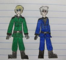 Germany and Prussia by Wolfp3lt