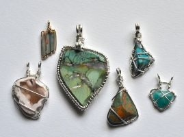 New Pendants 8/6 by lamorth-the-seeker