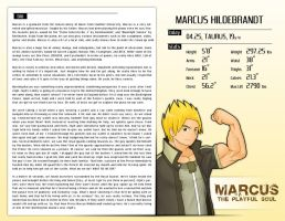 Towel Profile: Marcus by zephleit