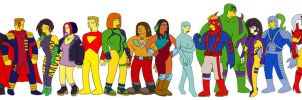 WildStorm  Simpsons by DrewGardner