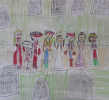 Cemetery Trip by Marylemon42