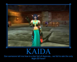 Kaida Motivational by Sephirath21000