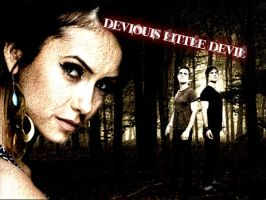 Katherine and the Salvatores by cori573