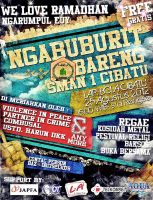 pamplet ngabuburit by imam5Spartan