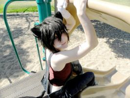 Loveless: Slide by SugarBunnyCosplay