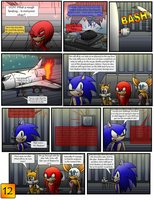 Sonic the Hedgehog Z #4 Pg. 12 October 2013 by CCI545