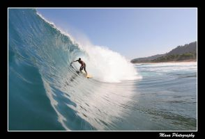 Backdoor-Watercam by manaphoto