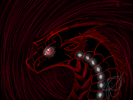 Detailed Bloodspiller by BloodyTheNightWing