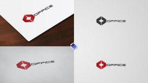 Office vector logo by Szesze15