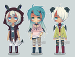 [CLOSED] Demon adopts 011 by WanNyan
