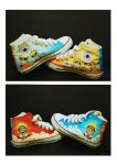Naruto Chucks by solstice-somier