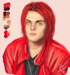 Gerard Way by Jell1Patty