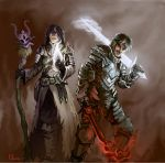 The Demon Hunters by TheRagamuffin