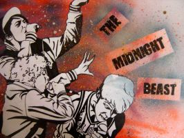 The Midnight Beast by EmilyEgan